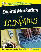 Cover-Bild zu Brooks, Gregory: Digital Marketing For Dummies (eBook)