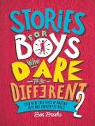 Cover-Bild zu Brooks, Ben: Stories for Boys Who Dare to Be Different 2 (eBook)
