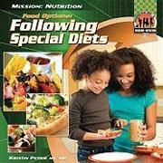 Cover-Bild zu Petrie, Kristin: Food Options: Following Special Diets