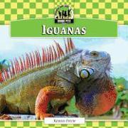 Cover-Bild zu Petrie, Kristin: Iguanas