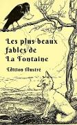 Cover-Bild zu Les plus beaux fables de La Fontaine (Edition illustré) (eBook) von La Fontaine, Jean De
