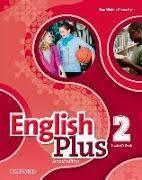 Cover-Bild zu English Plus 2. Second Edition Student's Book / German Wordlist