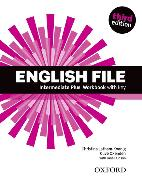 Cover-Bild zu English File third edition: Intermediate Plus: Workbook with Key