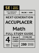 Cover-Bild zu ACCUPLACER Math Full Study Guide (eBook)