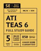 Cover-Bild zu ATI TEAS 6 Full Study Guide 2nd Edition (eBook)