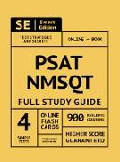 Cover-Bild zu PSAT/NMSQT Full Study Guide (eBook)