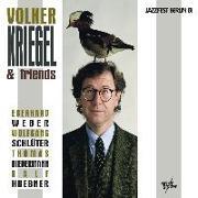 Cover-Bild zu Kriegel, Volker & Friends (Schausp.): Jazzfest Berlin 1981