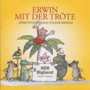 Cover-Bild zu NDR Bigband: Erwin mit der Tröte (ab 6 Jahren)