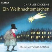 Cover-Bild zu Dickens, Charles: Ein Weihnachtsmärchen