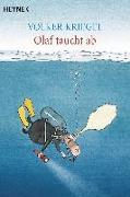 Cover-Bild zu Kriegel, Volker: Olaf taucht ab