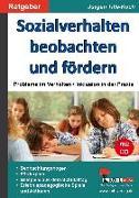 Cover-Bild zu Sozialverhalten beobachten und fördern (eBook) von Tille-Koch, Jürgen