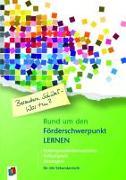 Cover-Bild zu Besondere Schüler - Was tun? Rund um den Förderschwerpunkt Lernen von Löser, Rainer