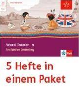 Cover-Bild zu Mein Indianerheft. Englisch. Fördern und Inklusion. Arbeitsheft Klasse 3/4 (5-er Paket)