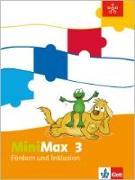 Cover-Bild zu MiniMax. Förderheft 3. Schuljahr. Fördern und Inklusion