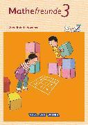 Cover-Bild zu Mathefreunde, Ausgabe Nord/Süd 2015, 3. Schuljahr, Arbeitsheft Fördern von Elsner, Jana