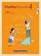 Cover-Bild zu Mathefreunde, Ausgabe Süd 2015, 4. Schuljahr, Schülerbuch mit Kartonbeilagen von Elsner, Jana