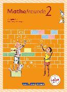 Cover-Bild zu Mathefreunde, Ausgabe Süd 2015, 2. Schuljahr, Schülerbuch mit Kartonbeilagen von Elies, Catrin