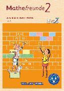 Cover-Bild zu Mathefreunde, Ausgabe Nord/Süd 2015, 2. Schuljahr, Arbeitsbuch Inklusion - Teil A und B von Franz, Petra