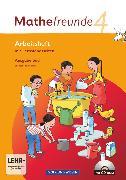 Cover-Bild zu Mathefreunde, Ausgabe Süd 2010 (Sachsen, Thüringen), 4. Schuljahr, Arbeitsheft mit CD-ROM von Elsner, Jana