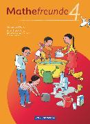 Cover-Bild zu Mathefreunde, Ausgabe Nord 2010 (Berlin, Brandenburg, Mecklenburg-Vorpommern, Sachsen-Anhalt), 4. Schuljahr, Schülerbuch mit Kartonbeilagen von Elsner, Jana