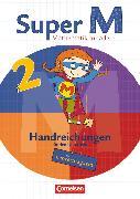 Cover-Bild zu Super M, Mathematik für alle, Östliche Bundesländer und Berlin, 2. Schuljahr, Handreichungen für den Unterricht mit Lehrermagazin von Heinze, Klaus