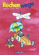 Cover-Bild zu Rechenwege, Ausgabe Berlin, Brandenburg, Mecklenburg-Vorpommern, Sachsen-Anhalt - 2004, 1. Schuljahr, Arbeitsheft von Fuchs, Mandy