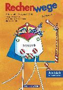 Cover-Bild zu Rechenwege, Ausgabe Berlin, Brandenburg, Mecklenburg-Vorpommern, Sachsen-Anhalt - 2004, 4. Schuljahr, Arbeitsheft von Fuchs, Mandy