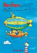Cover-Bild zu Rechenwege, Ausgabe Berlin, Brandenburg, Mecklenburg-Vorpommern, Sachsen-Anhalt - 2004, 3. Schuljahr, Schülerbuch mit Kartonbeilagen von Fuchs, Mandy