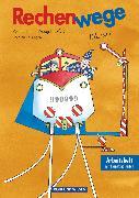 Cover-Bild zu Rechenwege, Ausgabe Sachsen, Thüringen - 2004, 4. Schuljahr, Arbeitsheft von Fuchs, Mandy