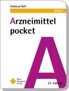 Cover-Bild zu Arzneimittel pocket 2022 von Ruß, Andreas