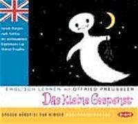 Cover-Bild zu Freitag, Martin (Reg.): Englisch lernen mit dem kleinen Gespenst