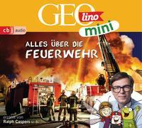 Cover-Bild zu Dax, Eva: GEOlino mini: Alles über die Feuerwehr (1)
