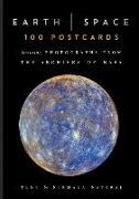 Cover-Bild zu Earth and Space 100 Postcards von Nataraj, Nirmala