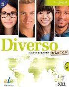 Cover-Bild zu Diverso B1 Básico Arbeitsbuch + Audio-CD von Alonso, Encina