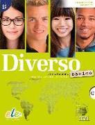 Cover-Bild zu Diverso Basico : Level A1+A2 von Alonso, Encina
