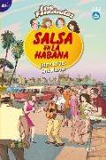 Cover-Bild zu Salsa en la Habana: Easy Reader in Spanish Level A1+ von Corpas, Jaime