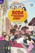 Cover-Bild zu Boda en Buenos Aires von Corpas, Jaime