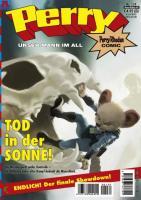 Cover-Bild zu Hirdt, Kai: Perry Rhodan 139. Tod in der Sonne!