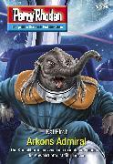 Cover-Bild zu Hirdt, Kai: Perry Rhodan 3040: Arkons Admiral (eBook)
