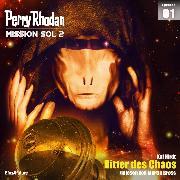 Cover-Bild zu Hirdt, Kai: Perry Rhodan Mission SOL 2 Episode 01: Ritter des Chaos (Audio Download)