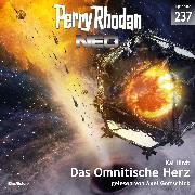 Cover-Bild zu Hirdt, Kai: Perry Rhodan Neo 237: Das Omnitische Herz (Audio Download)
