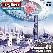 Cover-Bild zu Hirdt, Kai: Perry Rhodan 3032: Sandschwimmer (Audio Download)