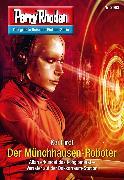 Cover-Bild zu Hirdt, Kai: Perry Rhodan 2963: Der Münchhausen-Roboter (eBook)