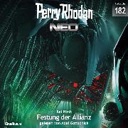 Cover-Bild zu Hirdt, Kai: Perry Rhodan Neo 182: Festung der Allianz (Audio Download)
