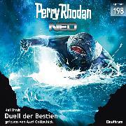 Cover-Bild zu Hirdt, Kai: Perry Rhodan Neo 198: Duell der Bestien (Audio Download)