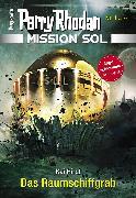 Cover-Bild zu Hirdt, Kai: Mission SOL 1: Das Raumschiffgrab (eBook)