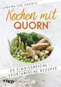 Cover-Bild zu Daniels, Sabrina Sue: Kochen mit Quorn?