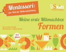Cover-Bild zu Piroddi, Chiara: Meine erste Mitmachbox Formen