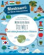 Cover-Bild zu Piroddi, Chiara: Mein erstes Buch - Die Welt