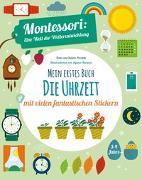 Cover-Bild zu Piroddi, Chiara: Mein erstes Buch - Die Uhrzeit